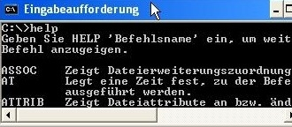 Preview Funktionen in Batch Dateien