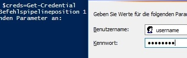 Preview PowerShell - Umgang mit Passwörtern