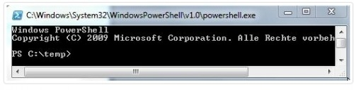 Preview Windows PowerShell Befehle im Überblick
