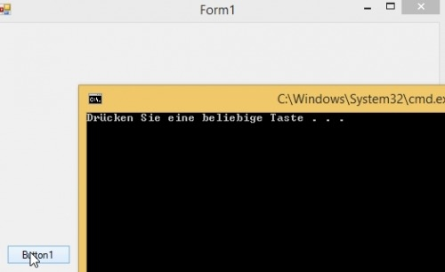 Preview Windows Forms Application